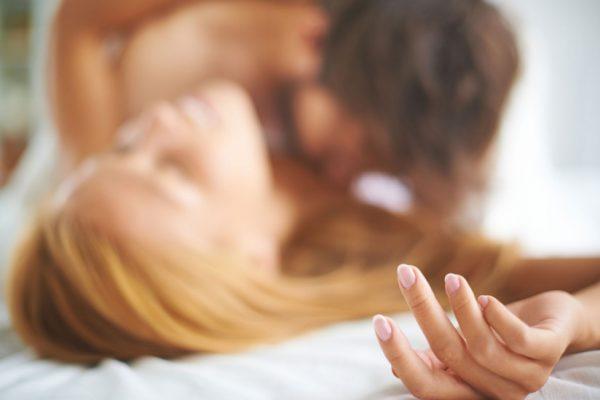 Rapport intime entre homme et femme